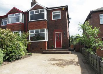 Thumbnail 3 bedroom semi-detached house to rent in South View, Woodley, Stockport