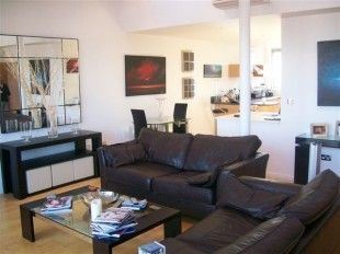 Thumbnail 3 bedroom flat to rent in 94 One Fletcher Gate, Adam's Walk, The Lace Market, Nottingham