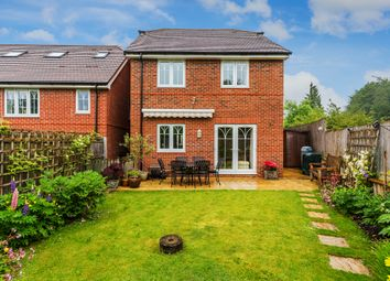Thumbnail 3 bed detached house for sale in Borovere Lane, Alton, Hampshire