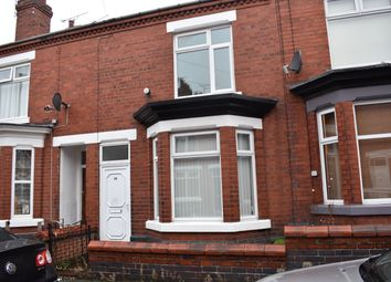 Thumbnail 2 bedroom terraced house to rent in Culland Street, Crewe