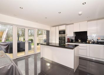 Thumbnail 6 bed detached house for sale in Woodland Gate Walk, Leybourne, West Malling, Kent