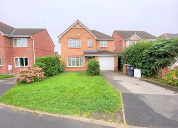 Thumbnail 3 bed detached house to rent in Threadmill Lane, Swinton, Manchester