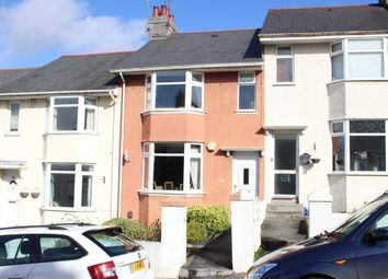 Thumbnail 3 bedroom terraced house for sale in Ganges Road, Plymouth