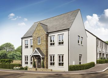 "Thumbnail 3 bed end terrace house for sale in ""Morpeth"" at Kimlers Way, St. Martin, Looe"