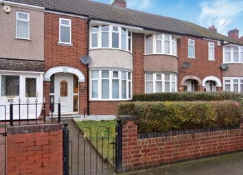 Thumbnail 2 bed terraced house for sale in Middlemarch Road, Radford, Coventry