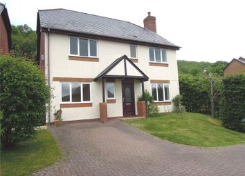 4 bed detached house to rent in Rockwood Drive, Llanllwchaiarn, Newtown, Powys SY16