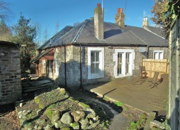 Thumbnail 2 bedroom semi-detached house for sale in Kirkgate, Chirnside