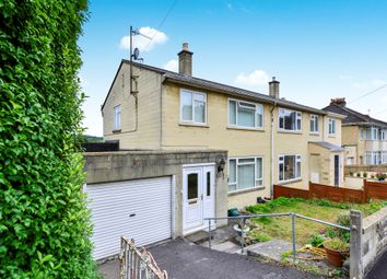 Thumbnail 3 bed semi-detached house for sale in Blenheim Gardens, Bath