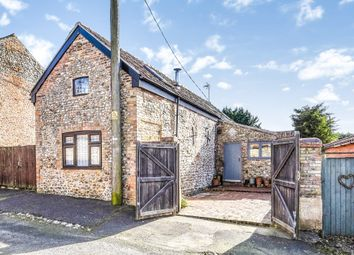 Thumbnail 2 bed detached house for sale in Back Lane, Wereham, King's Lynn