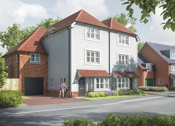 Thumbnail 4 bedroom semi-detached house for sale in Rocky Lane, Haywards Heath, West Sussex