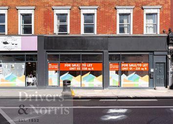 Thumbnail Office for sale in Kilburn High Road, Kilburn, London