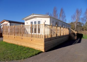 Thumbnail 2 bedroom lodge for sale in Carnoustie Court, Kirkgate, Tydd St Giles, Wisbech, Cambridgeshire