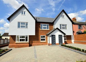 Thumbnail 3 bed terraced house for sale in Carpenters, Thornwood Common, Essex