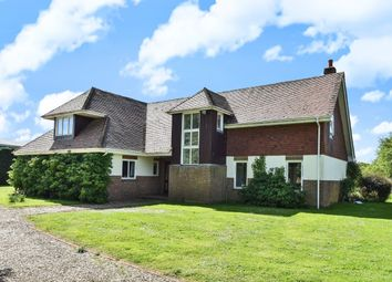 Thumbnail 4 bed detached house for sale in Vinnetrow Road, Runcton