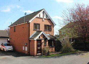 Thumbnail 3 bed detached house for sale in Hammersmith Close, Nutall