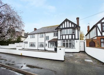 Thumbnail 4 bed detached house for sale in Woodlands Road, Bushey