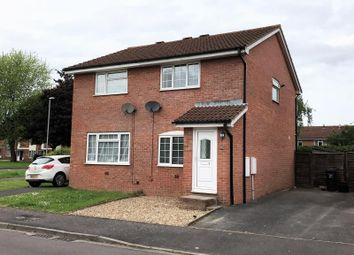 Thumbnail 2 bed terraced house to rent in Ashbourne Crescent, Taunton, Somerset