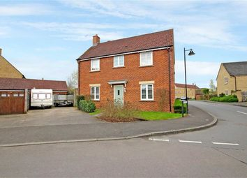 Thumbnail 4 bed detached house for sale in Stickleback Road, Calne, Wiltshire