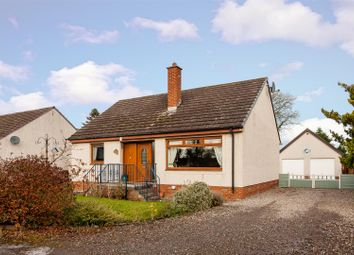 Thumbnail 5 bedroom detached bungalow for sale in Summerfield, Cottown, Glencarse, Perthshire