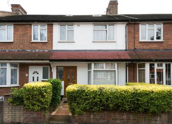 Thumbnail 4 bedroom terraced house for sale in Royston Avenue, London