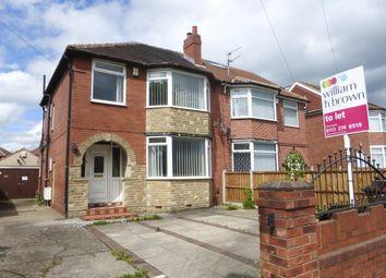 Thumbnail 3 bedroom property to rent in Cross Gates Road, Crossgates, Leeds