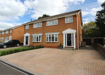 Dorset Way, Yate, South Gloucestershire BS37. 3 bed semi-detached house