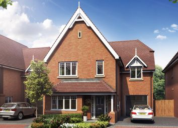 "Thumbnail 4 bed detached house for sale in ""The Westminster"" at Epsom Road, Guildford"