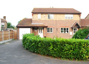Thumbnail 3 bed semi-detached house for sale in Alder Drive, South Ockendon, Essex