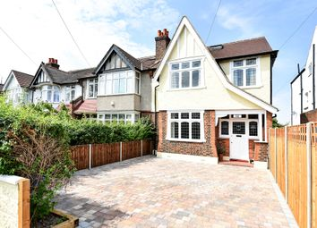 Thumbnail 5 bedroom end terrace house for sale in Conyers Road, London