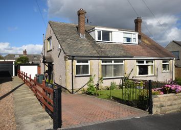 Thumbnail 4 bed semi-detached bungalow for sale in Uplands Avenue, Clayton Heights, Bradford