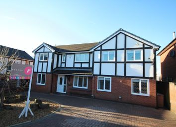 Thumbnail 4 bed detached house for sale in Broadlea Grove, Shawclough, Rochdale