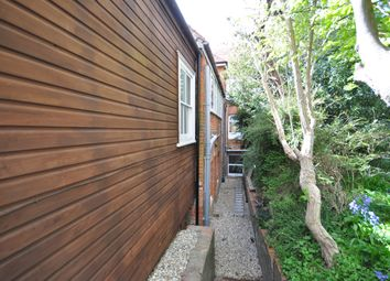 Thumbnail 1 bedroom maisonette to rent in Broadway, Totland Bay