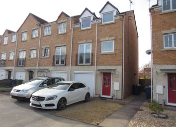 Thumbnail 3 bedroom property to rent in Lotus Way, Stafford