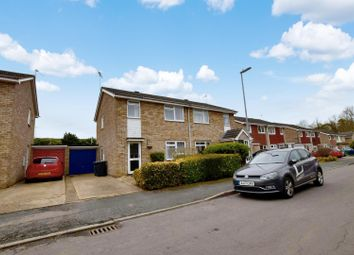 Thumbnail 3 bed semi-detached house for sale in Broadmeadow, Sawston, Cambridge