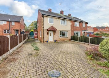 Thumbnail 3 bedroom semi-detached house for sale in Plantation Hill, Worksop, Nottinghamshire