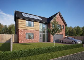 Thumbnail 5 bed detached house for sale in Welshmans Lane, Nantwich