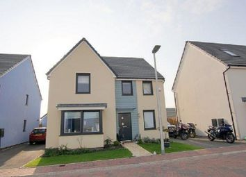 Thumbnail 4 bed detached house for sale in Porlock Close, Ogmore By Sea, Nr Bridgend.