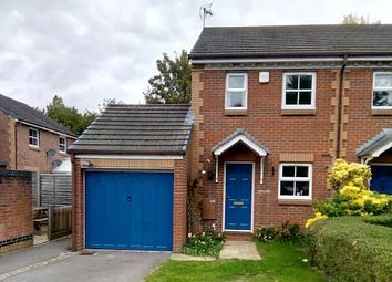 Thumbnail 2 bed end terrace house to rent in Hatch Mead, West End, Southampton