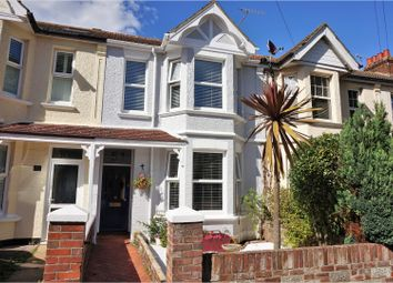 Thumbnail 3 bed terraced house for sale in Kingsland Road, Worthing