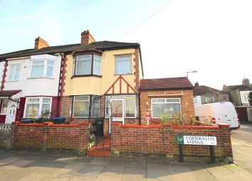 Thumbnail 4 bed end terrace house for sale in Cornwallis Avenue, Edmonton