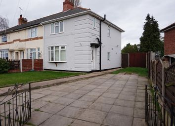 Thumbnail 3 bed end terrace house for sale in Firbeck Grove, Birmingham