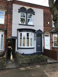 Thumbnail Terraced house to rent in Marlborough Road, Bearwood, Smethwick