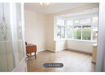 Thumbnail 1 bed flat to rent in Manor Drive, Wembley