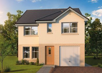 Thumbnail 4 bedroom detached house for sale in The Wallace, Kenneth Place, Dunfermline