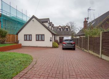 Thumbnail 5 bed detached bungalow for sale in High Road, Stapleford