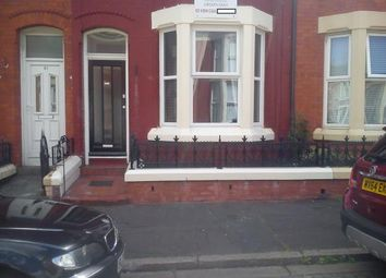 Thumbnail 4 bed terraced house to rent in Empress Road, Kensington Fields, Liverpool, Merseyside
