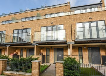 Thumbnail 4 bed terraced house for sale in Tiller Road, London
