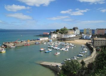 Thumbnail 2 bed flat to rent in Flat1, Royal Victoria Court, Crackwell St, Tenby