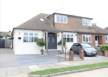 Thumbnail 4 bed semi-detached house for sale in Orchard Grove, Leigh-On-Sea