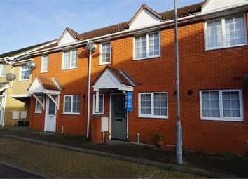 Thumbnail End terrace house for sale in Lucius Crescent, Colchester, Essex.